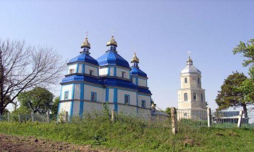 Zdjecie UKRAINA / brak / Pechera / cerkwa