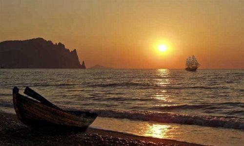 Zdjęcie UKRAINA / brak / Krym / morze czarne