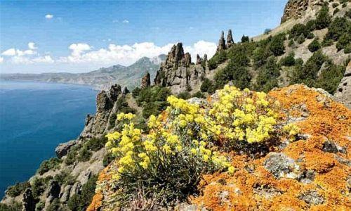 Zdjęcie UKRAINA / Krym / Morze Czarne / Krymskie widoki 2