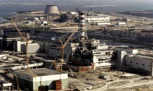 Zdjecie UKRAINA / brak / Czernobyl / wymarłe miasto