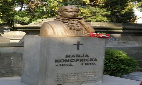 Zdjęcie UKRAINA / LWOWSKI  / LWÓW  / CMENTARZ ŁYCZAKOWSKI
