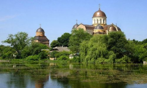 Zdjecie UKRAINA / brak / Beresteczko / wielki sobór