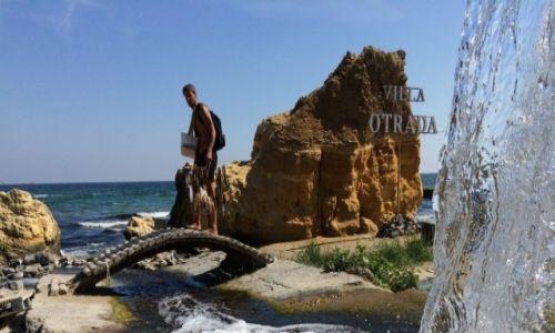 Zdjecie UKRAINA / Odessa / Odessa / ...plaża okolice Odessy..