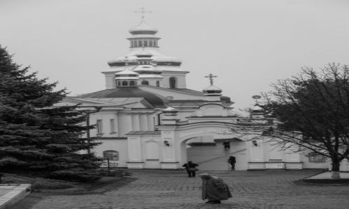 Zdjecie UKRAINA / - / Kijów / Ławra Peczerska
