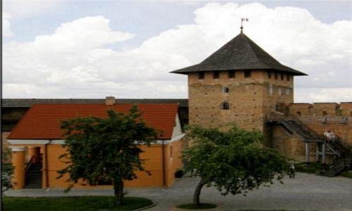 Zdjęcie UKRAINA / brak / Łuck / wieża zamku 1