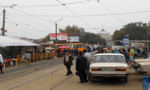 Zdjecie UKRAINA / Odessa, p�d. UA / szeroko poj�te tzw. centrum / (nie)zwyk�a cod