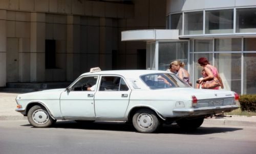 Zdjecie UKRAINA / Odessa / port / Dok�d jedziemy