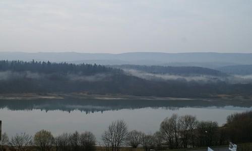 Zdjęcie UKRAINA / obwód lwowski / Truskawiec / wschód Słońca nad Karpatami