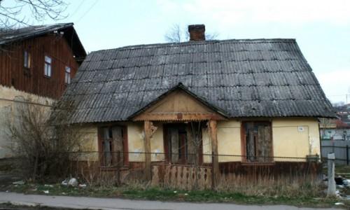 Zdjecie UKRAINA / obw�d lwowski / Drohobycz / architektura pr