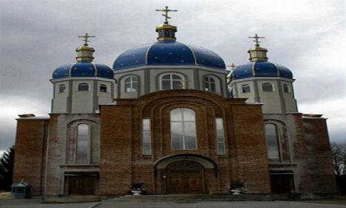 Zdjecie UKRAINA / brak / Borsziw / cerkwa