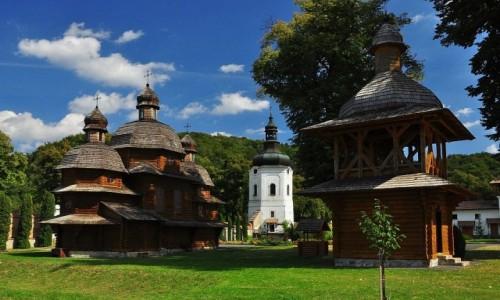 Zdjęcie UKRAINA / rejon żółkiewski / Krechów / Klasztor