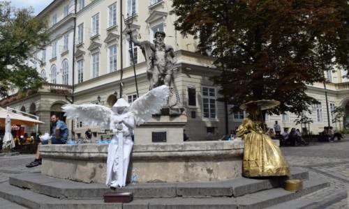 Zdjecie UKRAINA / Lwów / Lwów / Spacer po Lwowie