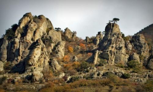 Zdjęcie UKRAINA / Krym / Czatyrdah / Czatyrdah