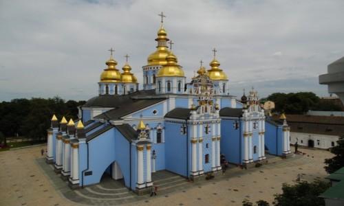 Zdjęcie UKRAINA / Kijow / Kijow / Cerkiew