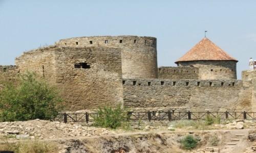 Zdjecie UKRAINA / Obwód odeski / Białogród nad Dniestrem (Akerman) / Twierdza akerma