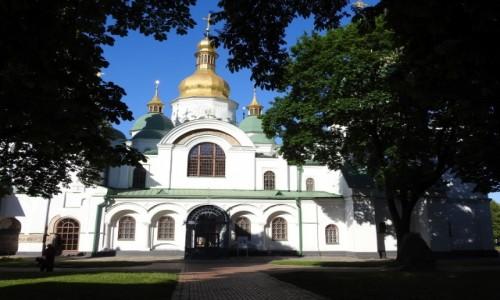 Zdjecie UKRAINA / Kijów / Kijów / Sobór Sofijski
