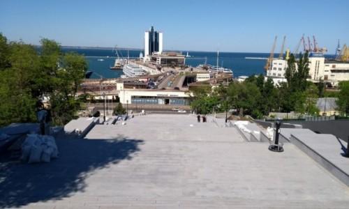 UKRAINA / - / Port w Odessie / Odessa