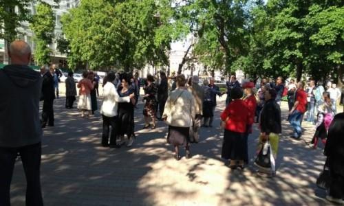 UKRAINA / - / Odessa / Tak się bawi Odessa 70+
