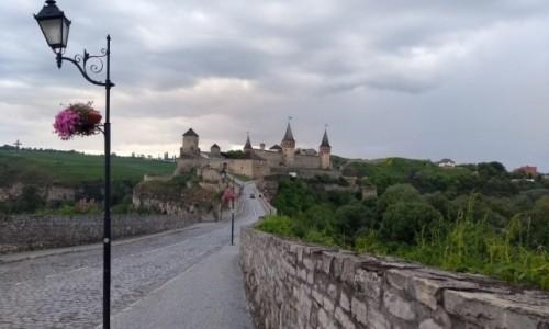 UKRAINA / - / Kamieniec Podolski / Twierdza w Kamieńcu Podolskim