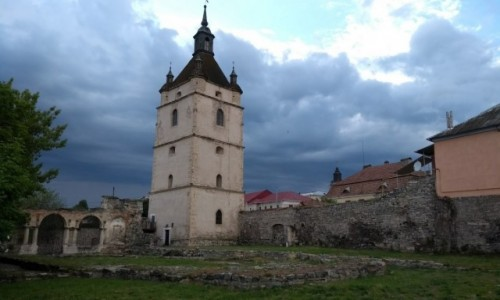 UKRAINA / - / Kamieniec Podolski / Kościół ormiański