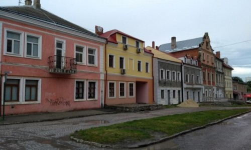 UKRAINA / - / Kamieniec Podolski / Polski rynek