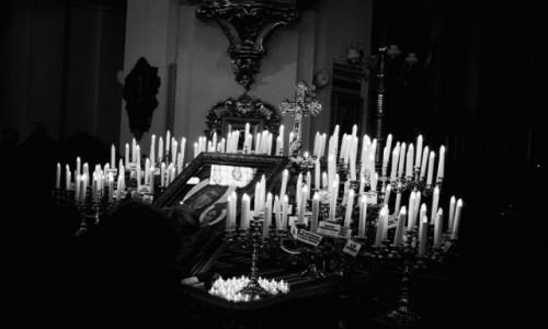Zdjęcie UKRAINA / Europa / Lwów / Modlitwa
