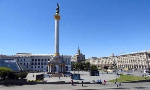 UKRAINA / Kijów / Kijów / Majdan