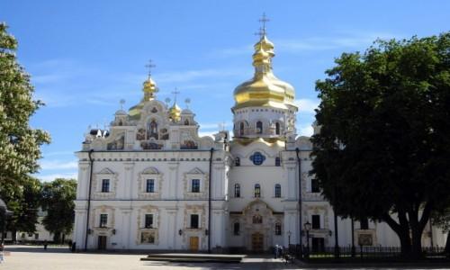 UKRAINA / Kijów / Kijów / Ławra Peczerska