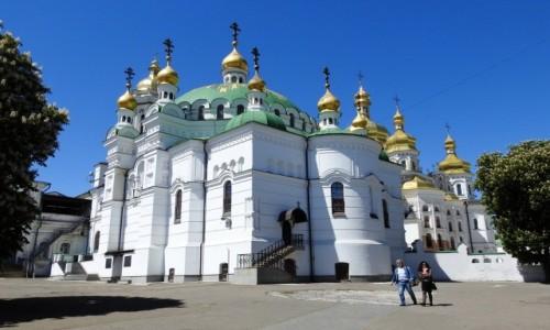 Zdjęcie UKRAINA / Kijów / Kijów / Ławra Peczerska 2
