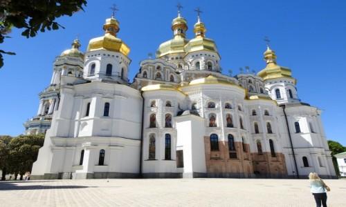 Zdjecie UKRAINA / Kijów / Kijów / Ławra Peczerska3