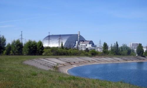 Zdjecie UKRAINA / Czarnobyl / Czarnobyl / Elektrownia