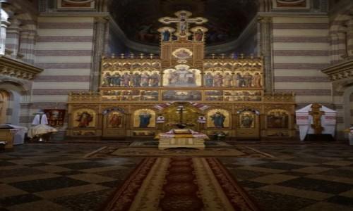 Zdjęcie UKRAINA / Czerniowce / Uniwersytet Narodowy im. Jurija Fedkowycza / Cerkiew seminaryjna