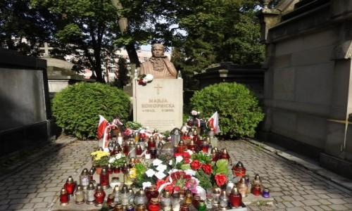 Zdjecie UKRAINA / Lwów / Cmentarz Łyczakowski / Maria Konopnicka
