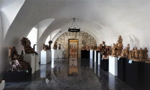 Zdjęcie UKRAINA / Obwód Tarnopolski / Zamek w Zbarażu / Ekspozycja