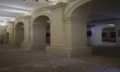 Zdjęcie UKRAINA / Obwód Tarnopolski / Zamek w Zbarażu / Wnętrza