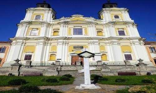 Zdjęcie UKRAINA / Obwód Tarnopolski / Krzemieniec / Kościół oo. Jezuitów