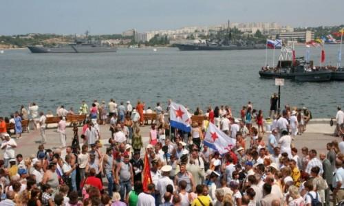 Zdjęcie UKRAINA / Krym / Sewastopol / Sewastopol. Dzień Marynarki Wojennej.