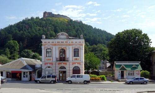 Zdjęcie UKRAINA / Obwód Tarnopolski / Krzemieniec / Widok na zamek