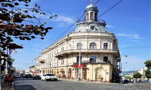 Zdjęcie UKRAINA / Bukowina / Czerniowce / Dom zwany Titanikiem