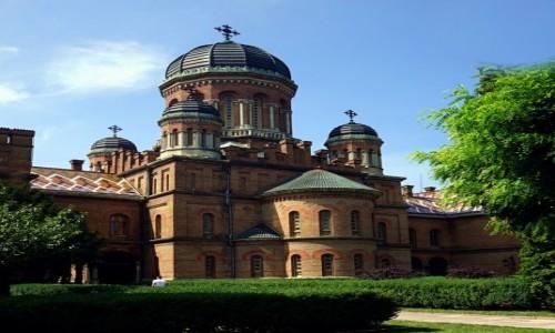 Zdjęcie UKRAINA / Bukowina / Czerniowce / Kościół Uniwersytecki