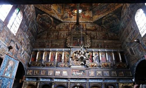 Zdjecie UKRAINA / Ukraina Zachodnia / Drohobycz / cerkiew pw. św Jerzego