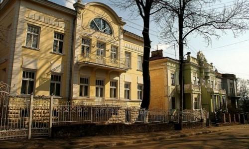 Zdjecie UKRAINA / Ukraina Zachodnia / Drohobycz / pałace polskich