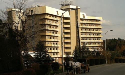Zdjecie UKRAINA / Ukraina Zachodnia / Truskawiec / sanatorium Karpaty