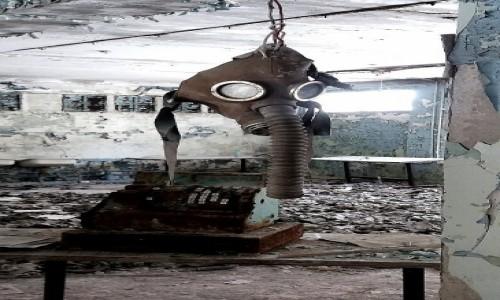 Zdjęcie UKRAINA / obwód Kijowski / Czarnobyl/Prypeć / czarnobylskie migawki