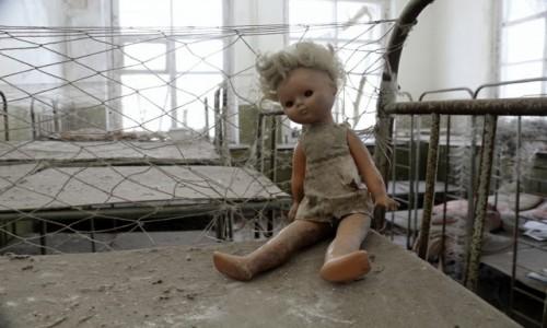 Zdjęcie UKRAINA / obwód Kijowski / Czarnobyl/Prypeć / Czarnobyl migawki..,,