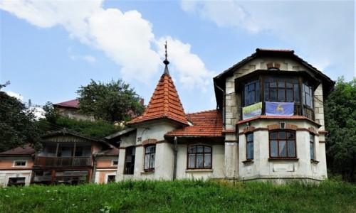 Zdjęcie UKRAINA / Obwód Tarnopolski / Brzeżany / Dom pod 20