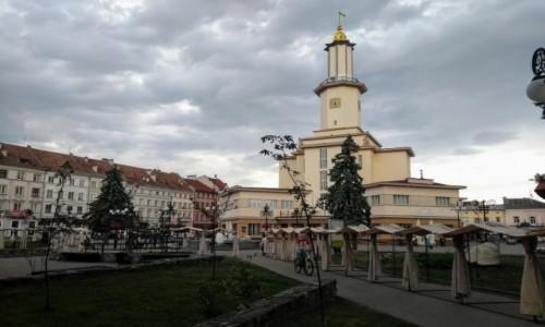UKRAINA / Iwano-Frankiwsk / Stanisławów / Iwano-Frankiwsk