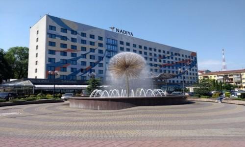 UKRAINA / Iwano-Frankiwsk / Stanisławów / Hotel Nadia