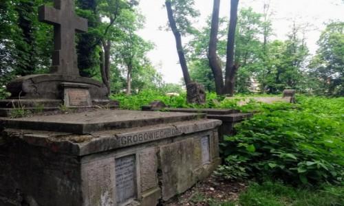 UKRAINA / Iwano-Frankiwsk / Kołomyja / Polski cmentarz