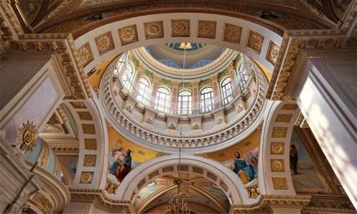Zdjęcie UKRAINA / Odessa / Plac Soborowy / Sobór katedralny Przemienienia Pańskiego, detale
